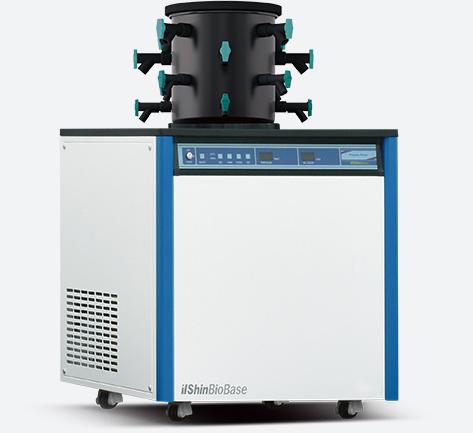 เครื่องทำแห้งด้วยวิธีเยือกแข็ง ILSHIN Freeze dry