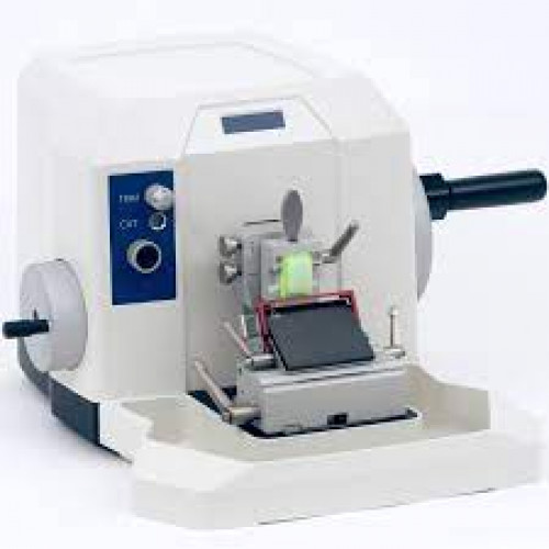 เครื่องตัดชิ้นเนื้อ - Slee The manual precision microtome  cut  4062
