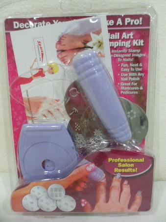 เครื่องเพ้นท์เล็บ Nail Art DIY Stamping tools