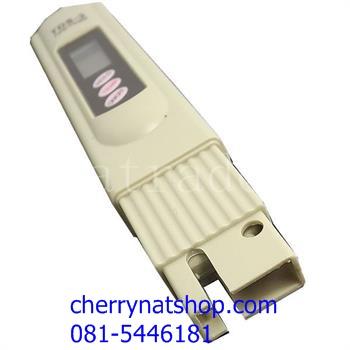 เครื่องวัดปริมาณสิ่งเจือปนในน้ำ ดิจิตอล Digital LCD TDS3/TEMP/PPM TDS meter 1
