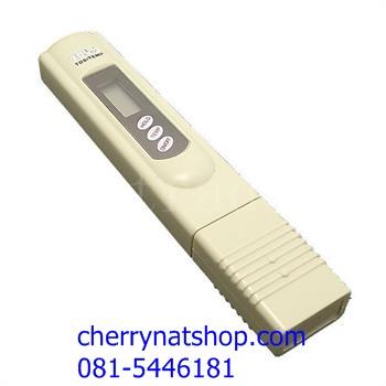 เครื่องวัดปริมาณสิ่งเจือปนในน้ำ ดิจิตอล Digital LCD TDS3/TEMP/PPM TDS meter