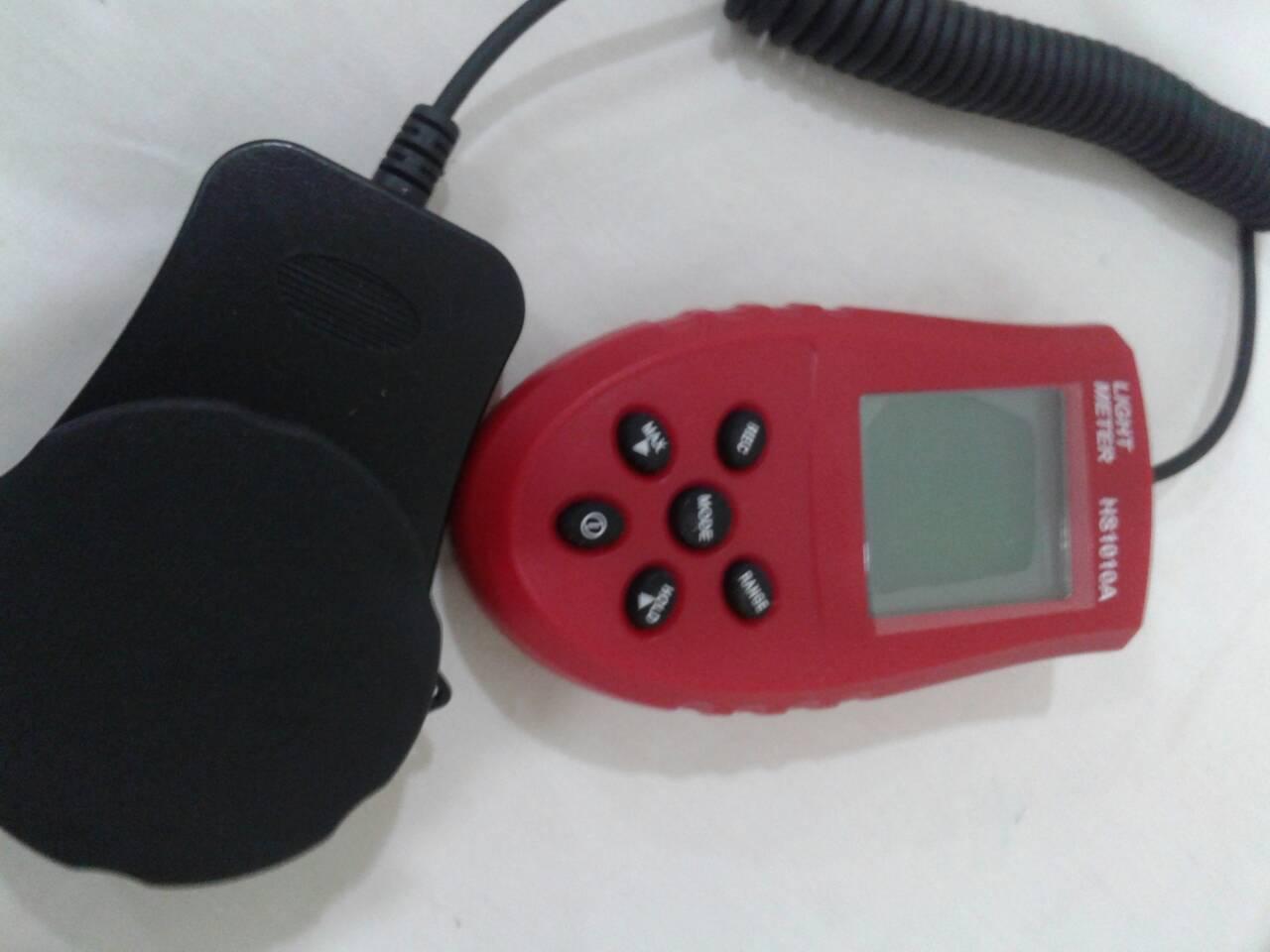 เครื่องวัดความเข้มแสง Lux meter