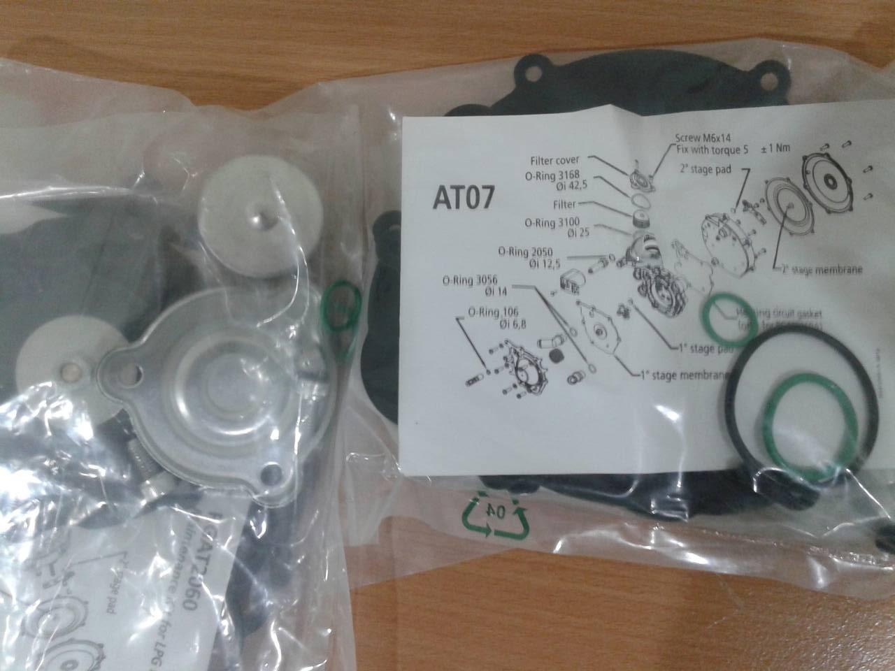 ชุดซ่อมหม้อต้มtomasetto AT07(ดูด)พร้อมกรองหม้อต้ม
