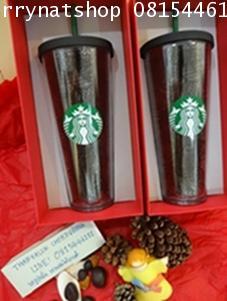 +ขายสตาร์บัคคลูคัพ24ออนที่ใครตามหาColdCup Starbucks USA Black lineลวดลายกราฟิคArtๆเก๋ไก๋Hipsterใบใหญ
