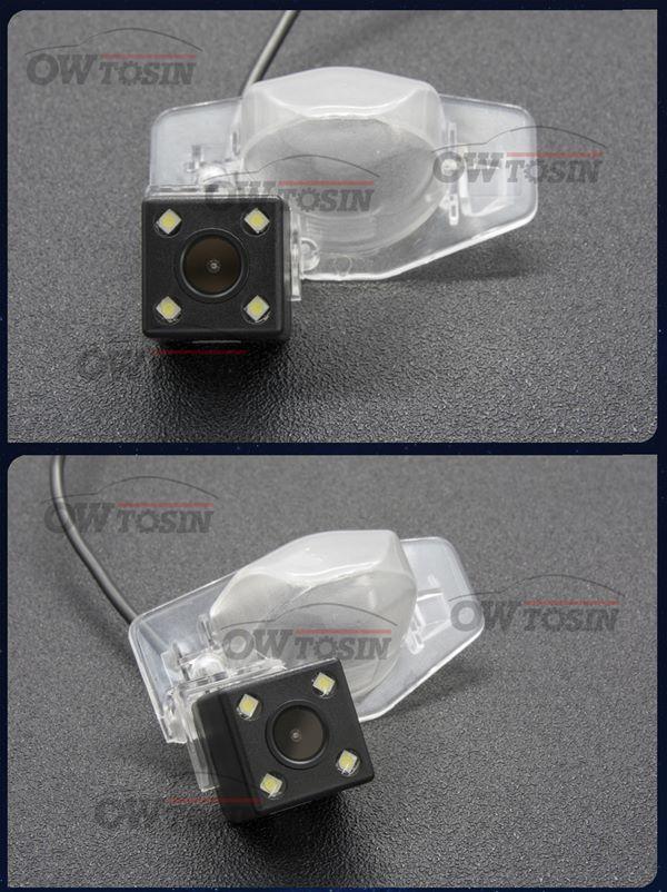 กล้องมองหลังตรงรุ่นHONDA JAZZ, FREED รุ่น ฺB