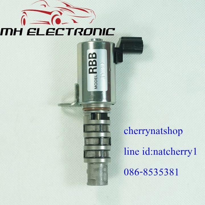 โซลินอยด์VVT Oil Variable Valve Timing Solenoid 15830-RBB-003 15830RBB003 Honda Civic Accord CR-V