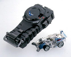 Bit Racer - Basic Set B-02 Dexturbo Lowbeck team