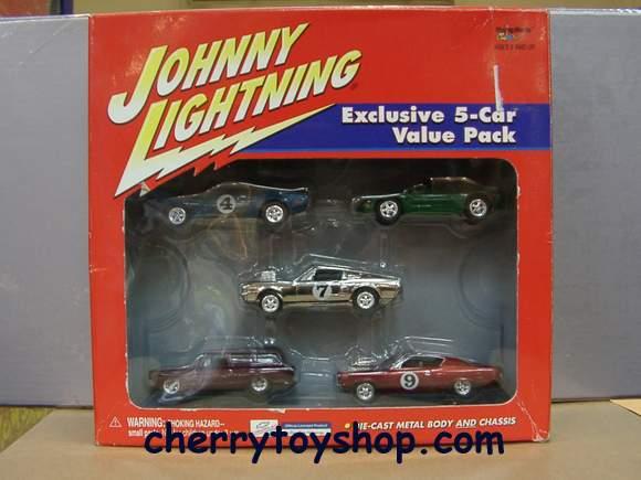 Johnny Lightnings