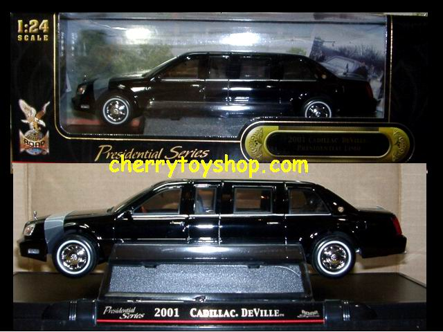 2001 Cadillac.DeVille - Presidential Series 1/24