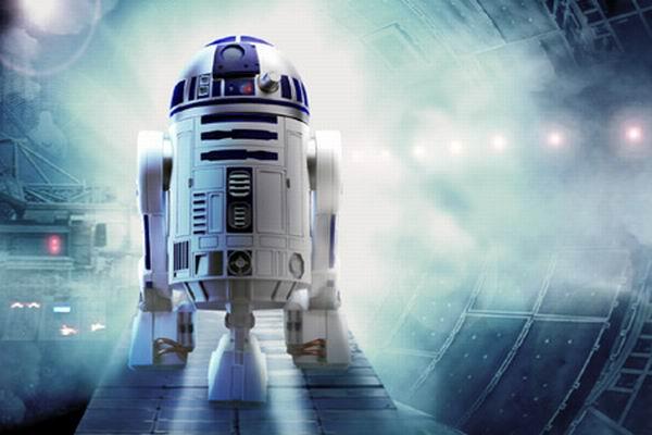 หุ่น R2-D2 INTERACTIVE ASTROMECH DROID