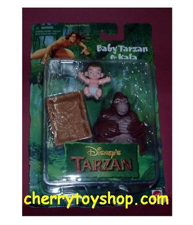 Baby Tarzan & Kala
