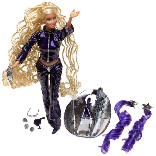 Trendy & Bendy Barbie Doll