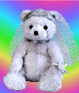 Bride the bear
