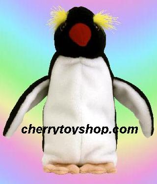 Frigid the penguin