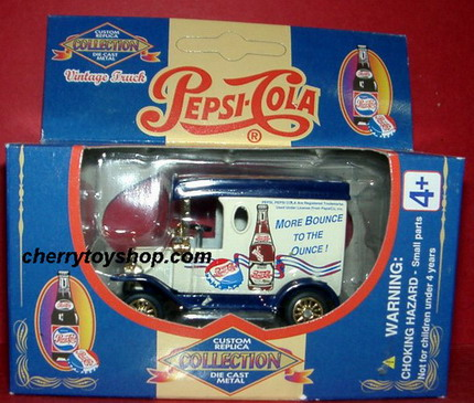 Ford Model T - Pepsi  #58423A