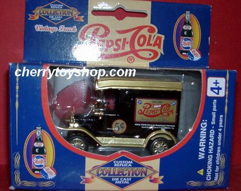 Ford Model T - Pepsi #58423B
