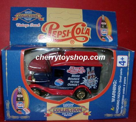 Ford Model T - Pepsi #58423D