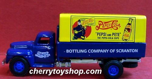 Pepsi - Cola Truck - Bottling Company of Scranton