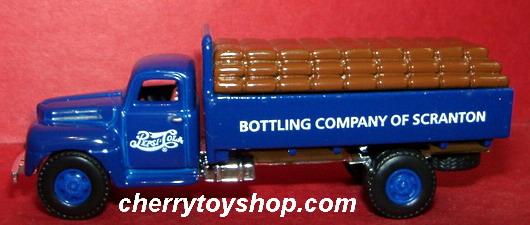 Pepsi - Cola Truck - Bottling Company of Scranton type B