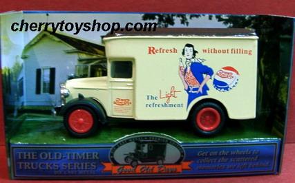 Ford Model T  - Pepsi Truck
