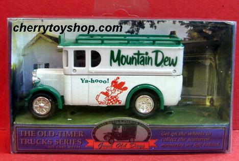 Mountain Dew Truck