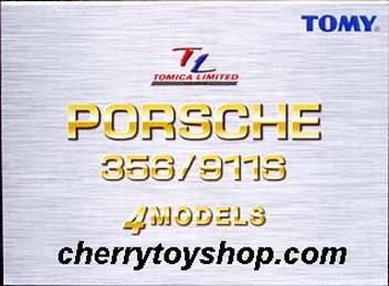 Porsche 356/911S  Box set