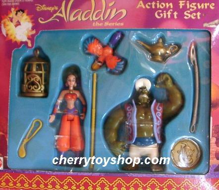 Disney Aladin the Series Gift Set