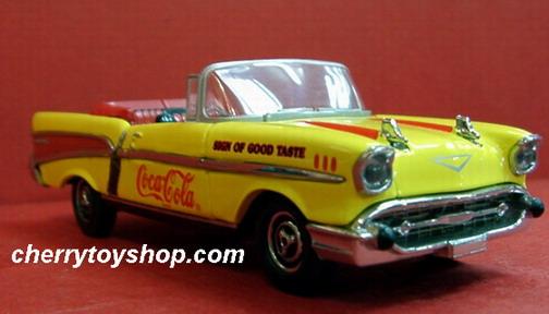 Coca-Cola - 1957 Chevy Bel Air