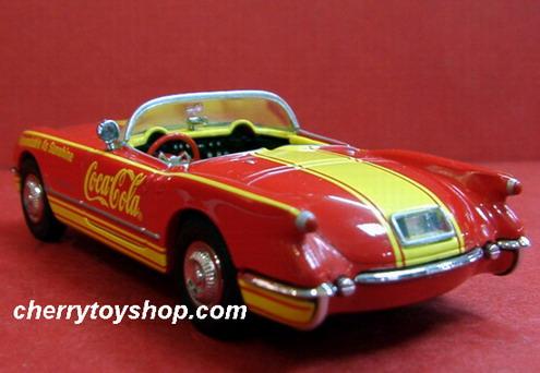 Coca-Cola  - 1953 Corvette 1