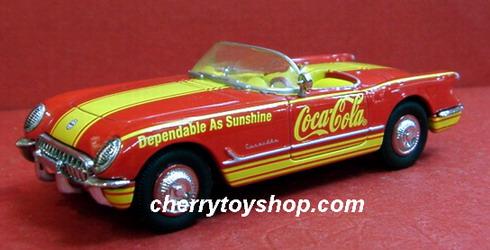 Coca-Cola  - 1953 Corvette 2