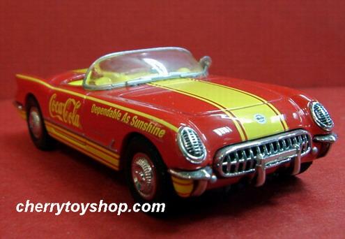 Coca-Cola  - 1953 Corvette