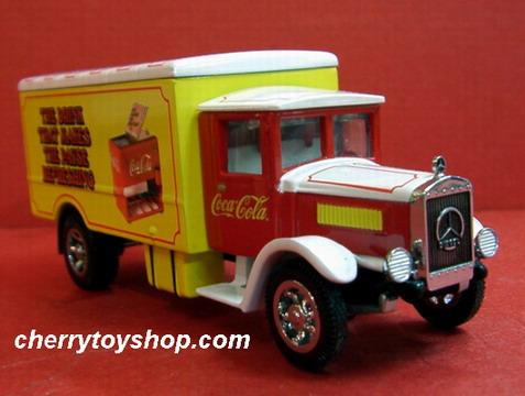 Coca-Cola 1932 Mercedes Benz L5
