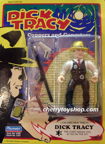 Dick Tracy - Coppers and Gangsters