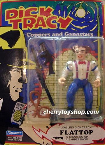 Dick Tracy -  Flattop