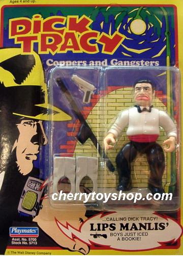 Dick Tracy - Lips Manlis