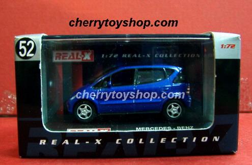 RealX - Mercedes Benz A Class (Blue)