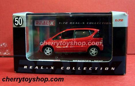 RealX - Mercedes Benz A Class (Red)