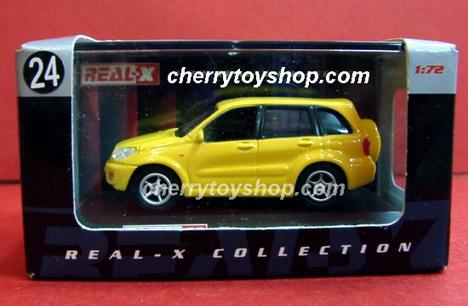 RealX - Rav 4 (Yellow)