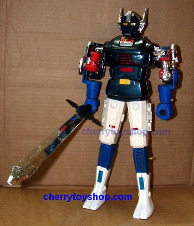 หุ่นเหล็ก Protector