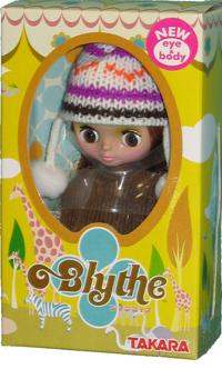 Mini Blythe - Pow Wow Poncho