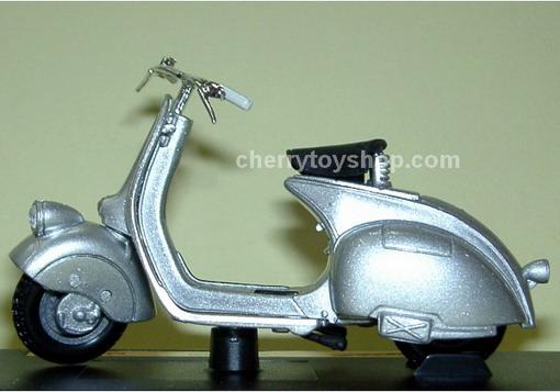 Vespa 98 -  Silver 1946