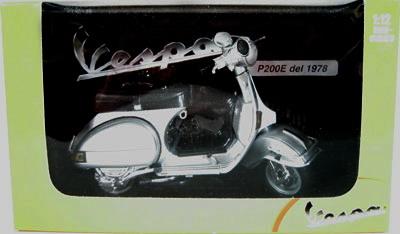 Vespa P200E del 1978 - Silver
