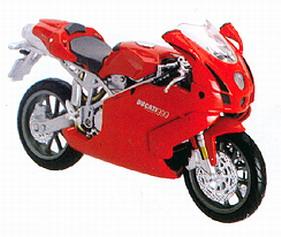 Ducati 999  Model Kit