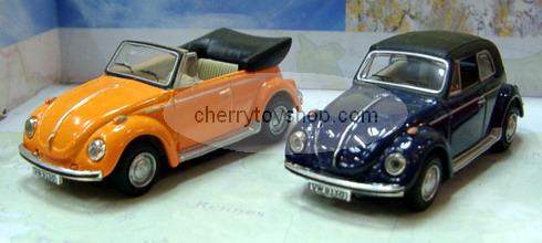 Volkswagen Beetle (6 pack)
