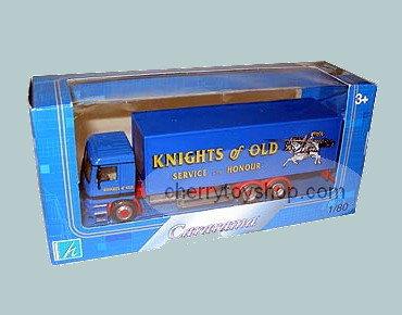 """Mercedes Benz \""""Knights Of Old\"""" Livery"""