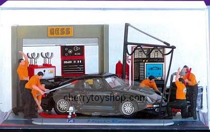 Minirama - Racing Pit Shop