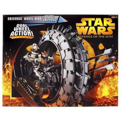 Star Wars Revenge of the Sith  - Grievous' Wheel Bike