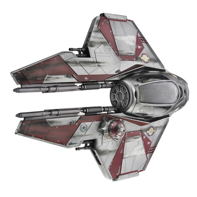 Star Wars Revenge of the Sith - Obi-Wan Kenobi Jedi Starfighter
