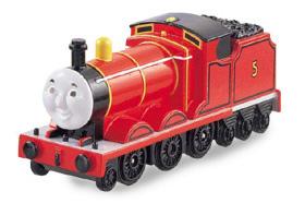 Thomas the Tank Engine & Friends - James