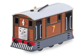 Thomas the Tank Engine & Friends - Toby